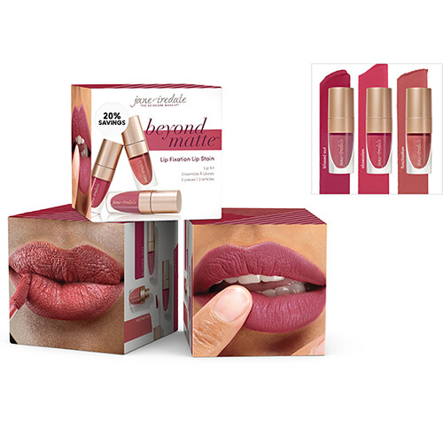 Beyond Matte Lip Stain Trio Kit LIMITED EDITION